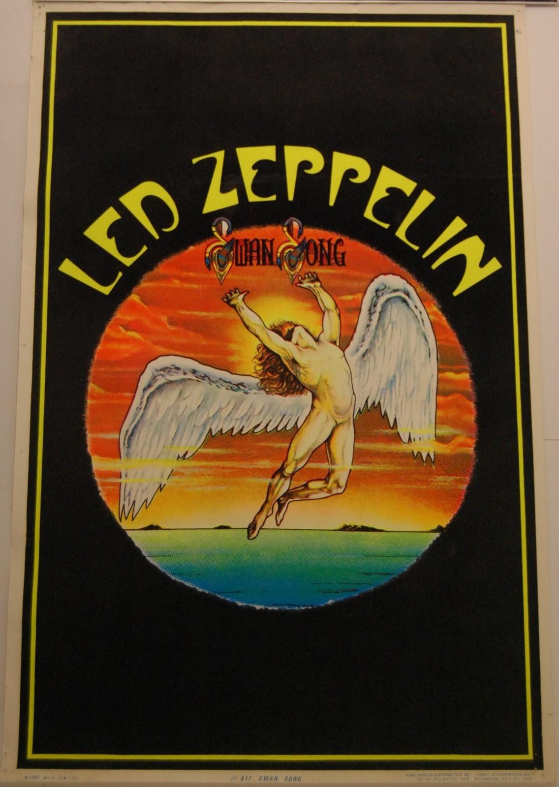 Vintage Led Zeppelin 9