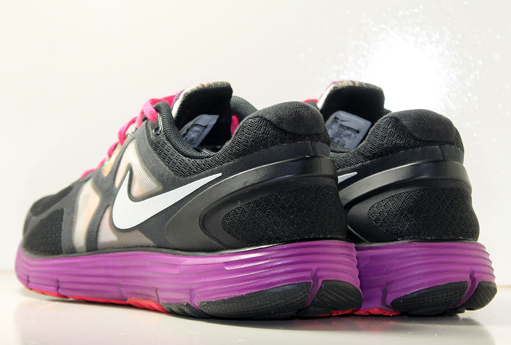 Nike Lunarglide 3 Black Womens Nike Lun...
