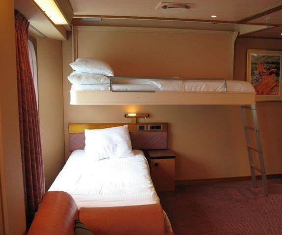 cruise line 39 s secret cabins carnival cruise line