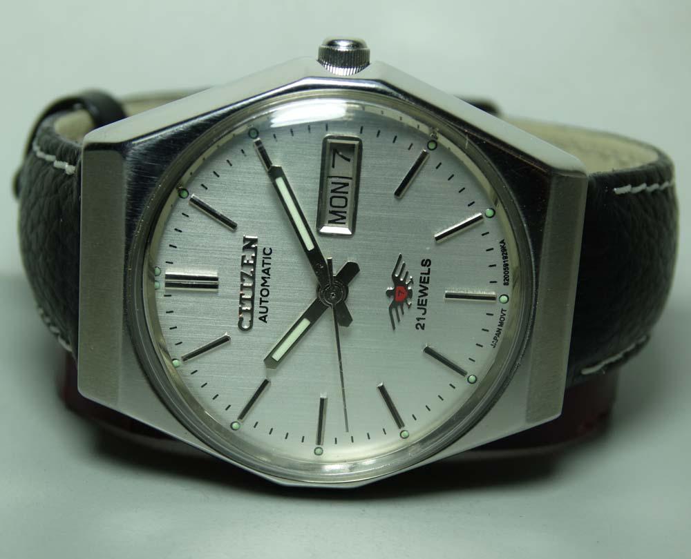 Vintage Citizen Automatic 78