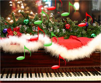 Christmas Piano.Always On Watch Two A Piano Christmas 2008 Carnival Of
