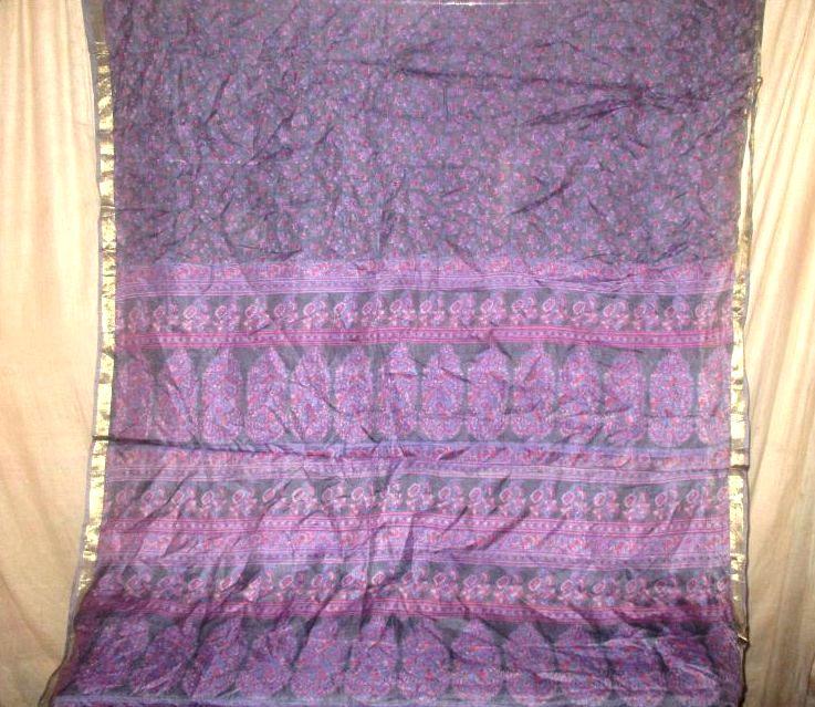 LOT PURE SILK Antique Vintage Sari REMNANT Fabrics 100 GRAMS Brown Scraps #ABI60