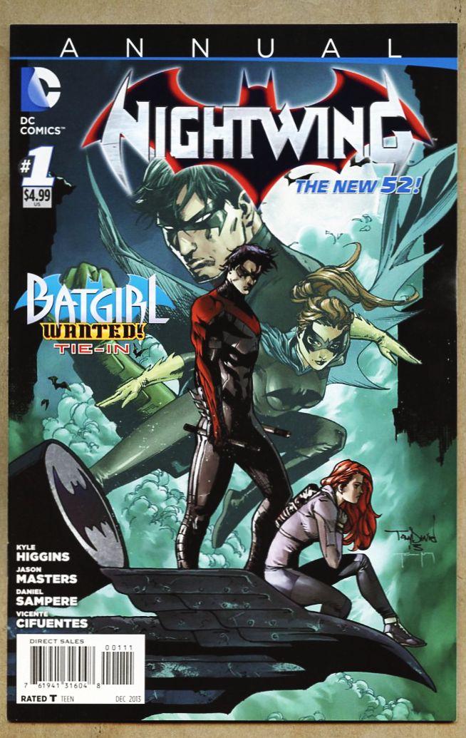 NM THE NEW 52! DC COMICS, FEB 2013 BATWOMAN  # 15