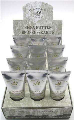 Pre de Provence Shea Butter Hand Cream Original 1 0 FL oz Tube New